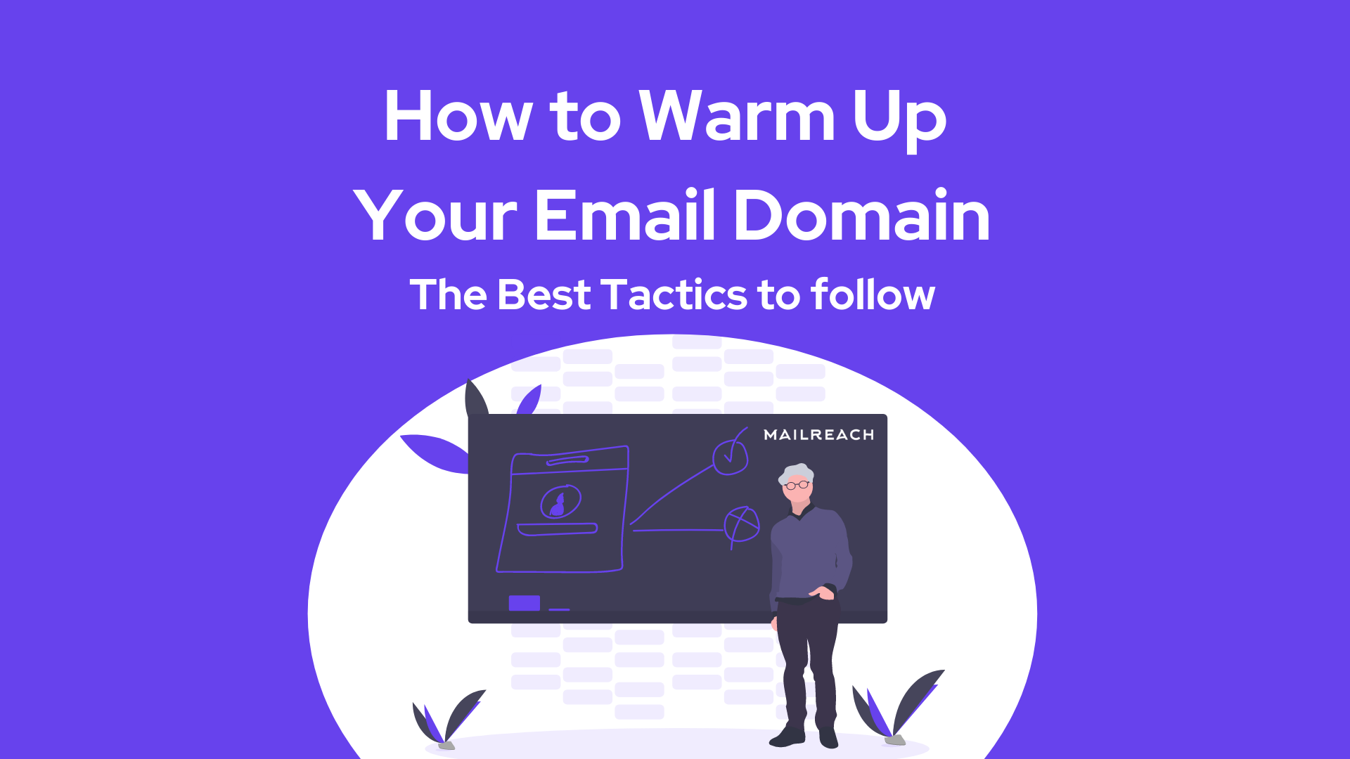 warm up email domain | MailReach